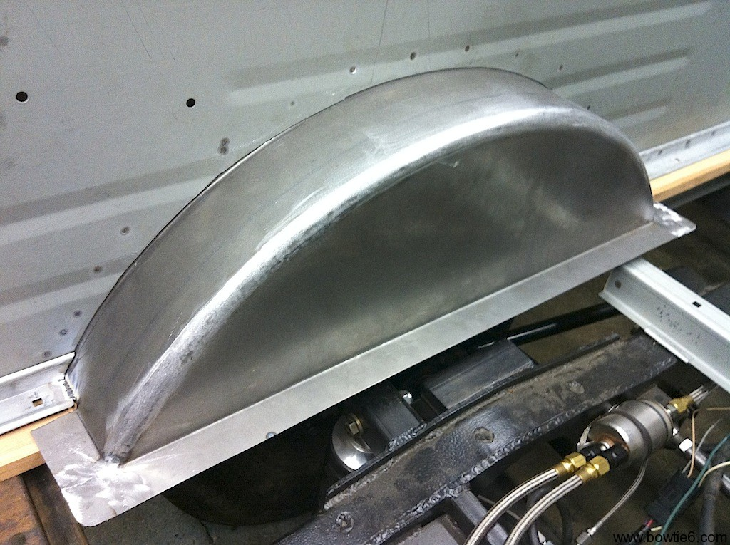 Truck Bed Wheel Tubs