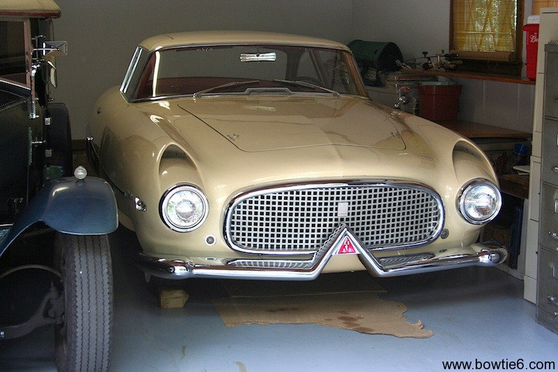 Hudson Italia Prototype