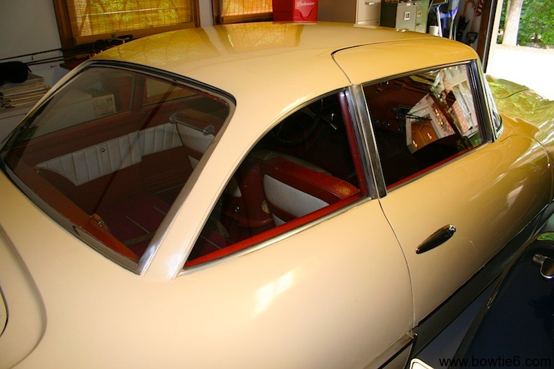 Hudson Italia Prototype Door